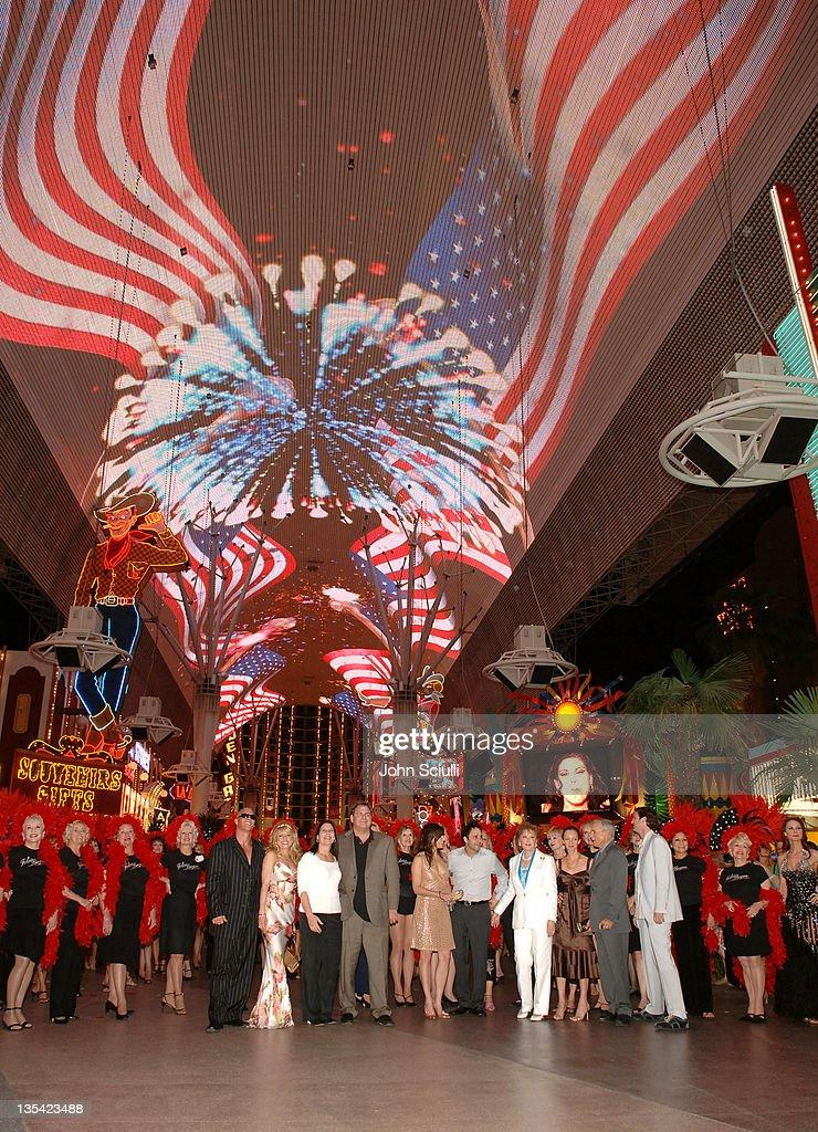 CineVegas Film Festival 2005 - Las Vegas Showgirls Party : News Photo