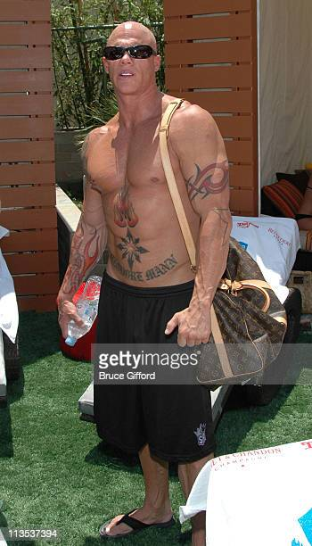 Johnny Brenden during Palms New $40 Million Pool Party Celebration Hosted by 944 Magazine at The Palms Casino Resort in Las Vegas Nevada United States