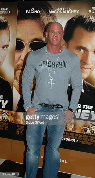 Johnny Brenden during Two for the Money Las Vegas VIP Celebrity Screening at The Palms Hotel and Casino in Las Vegas Nevada United States