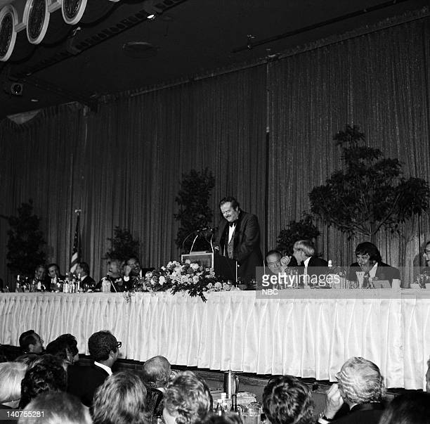 ROAST 'Johnny Carson' Pictured Jan Murray Alan King Don Rickles Carroll O'Connor Burt Reynolds Pat McCormick Bob Hope Johnny Carson Buddy Hackett...