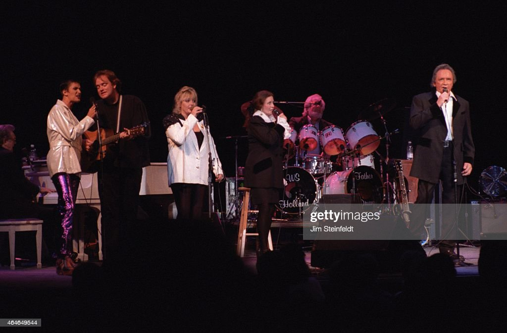 Johnny Cash And June Carter Cash At The Greek Theatre Pictures
