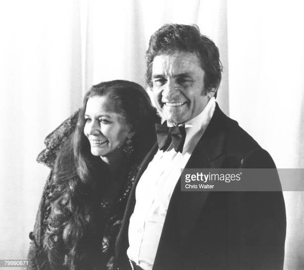Johnny Cash June Carter Cash 1980 Grammy Awards