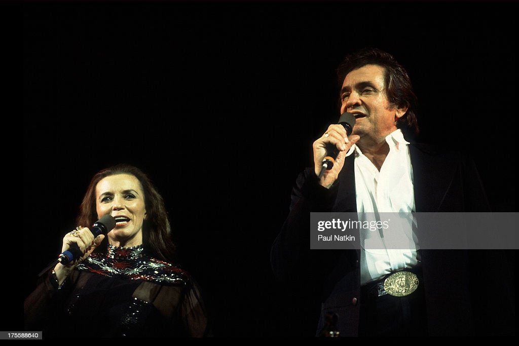 Johnny Cash And June Carter Cash Pictures Getty Images