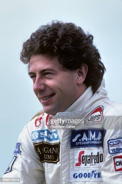 Johnny Cecotto TheodoreFord N183 Grand Prix of Canada Circuit Gilles Villeneuve 12 June 1983