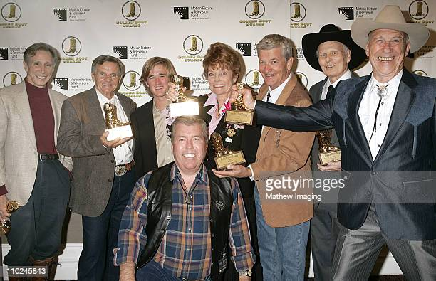 Johnny Crawford Lee Aaker Haley Joel Osment Eilene Janssen Mickey Kuhn Gary Grey Michael Chapin and Patrick Curtis *Exclusive Coverage*