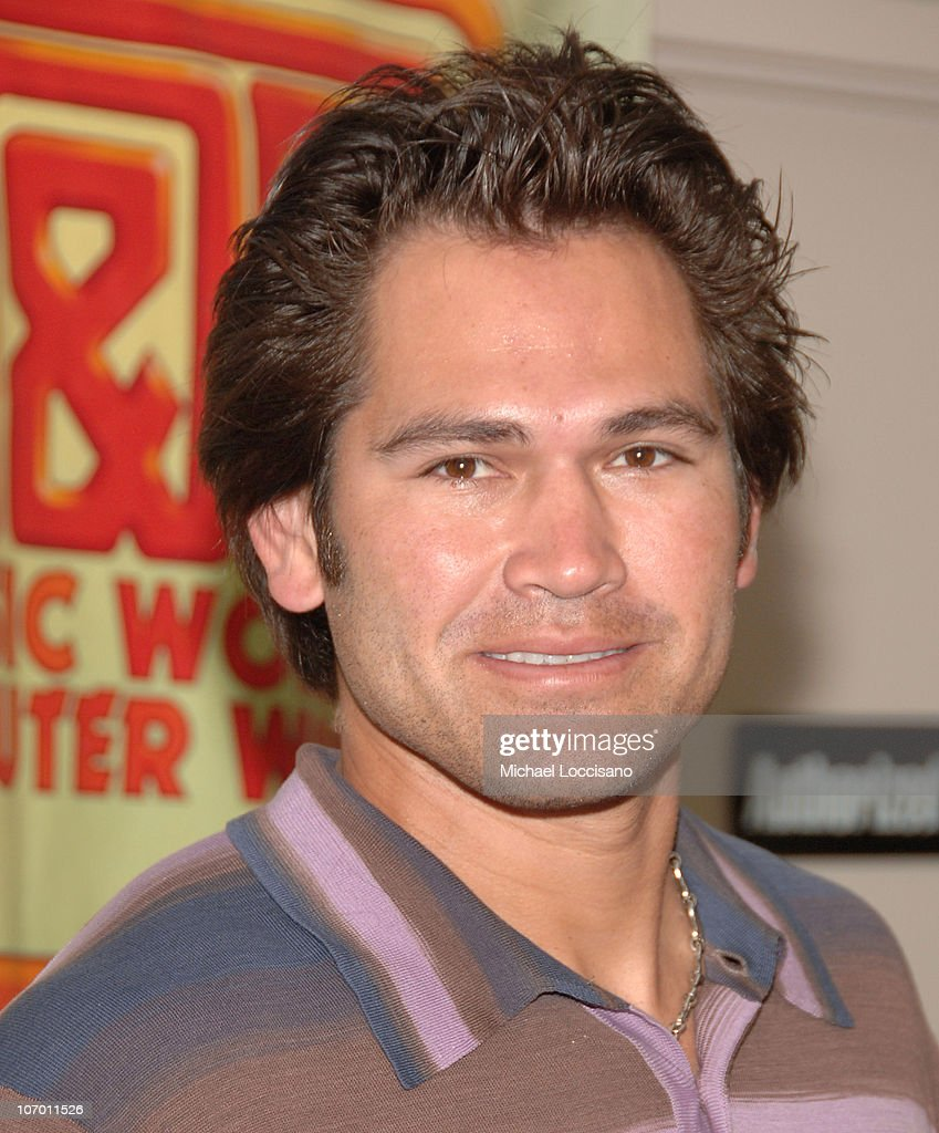 Johnny Damon during Johnny Damon Helps Re-Launch J&R Music and Computer World's Camera Store - July 18, 2006 at J&R Music and Computer World in New York City, New York, United States.