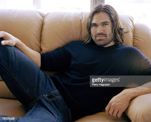 Johnny Damon Johnny Damon by Perry Hagopian Johnny Damon People November 15 2004