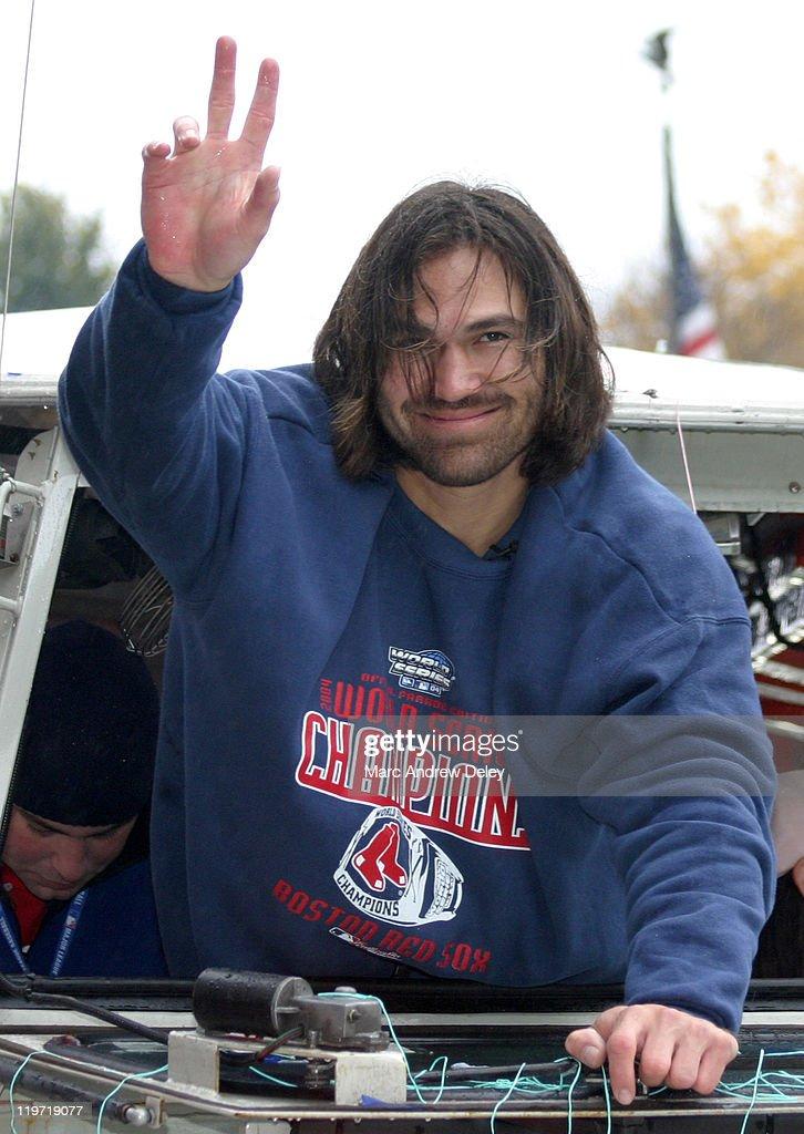 Boston Red Sox World Series Celebration Parade - October 30, 2004