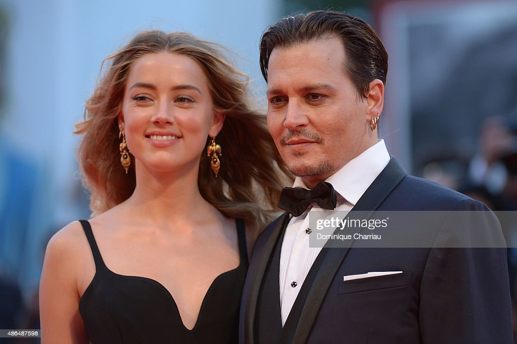 'Black Mass' Premiere - 72nd Venice Film Festival : News Photo