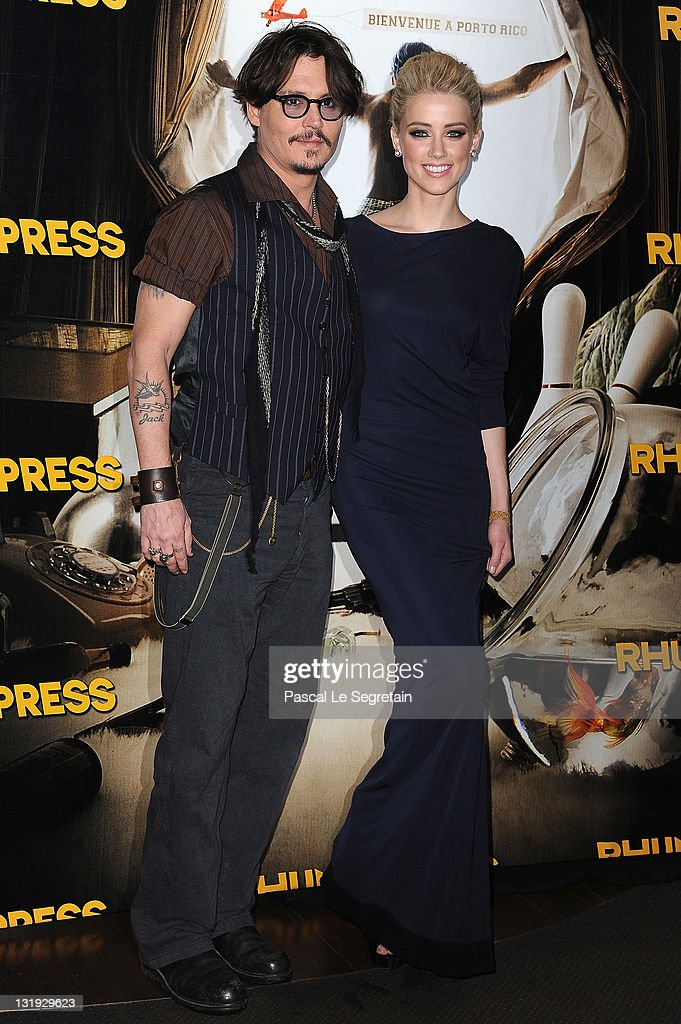 'Rhum Express' Paris Premiere