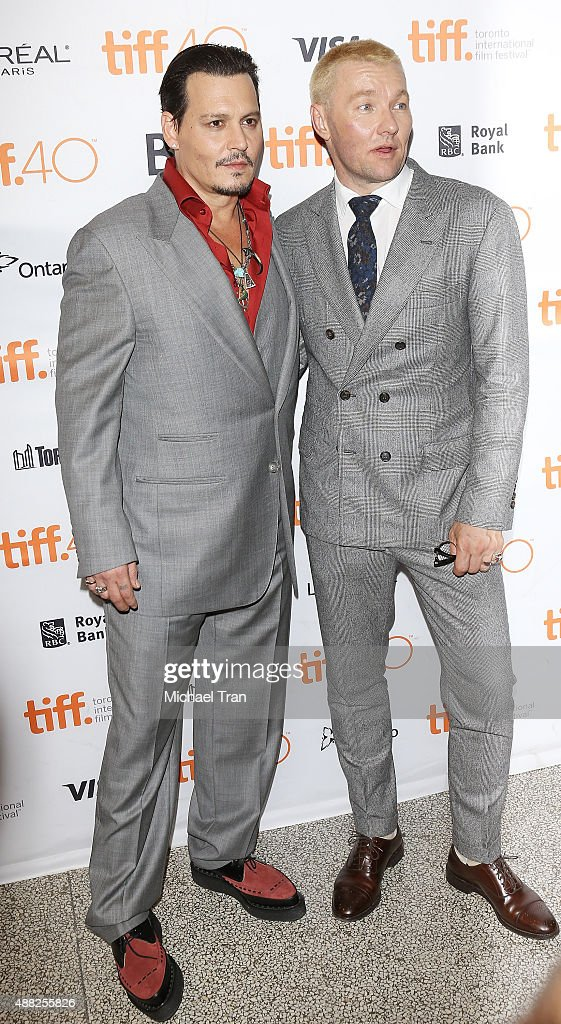 "2015 Toronto International Film Festival - ""Black Mass"" Premiere - Arrivals : News Photo"