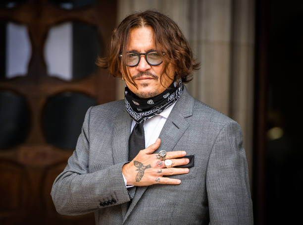 GBR: Johnny Depp In Libel Case Against The Sun Newspaper - Day 5