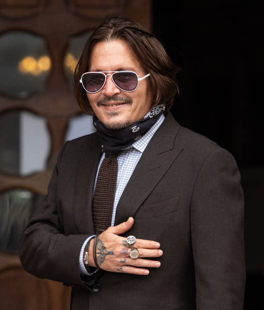 GBR: Depp Libel Trial Continues In London