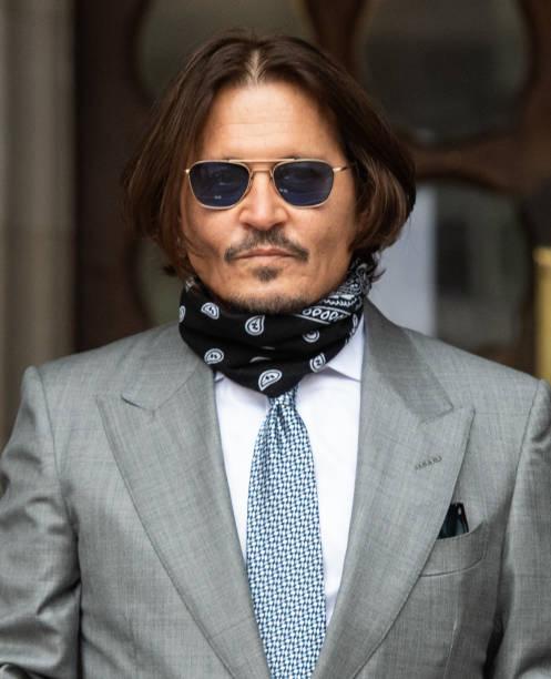 GBR: Depp Libel Trial Continues In London