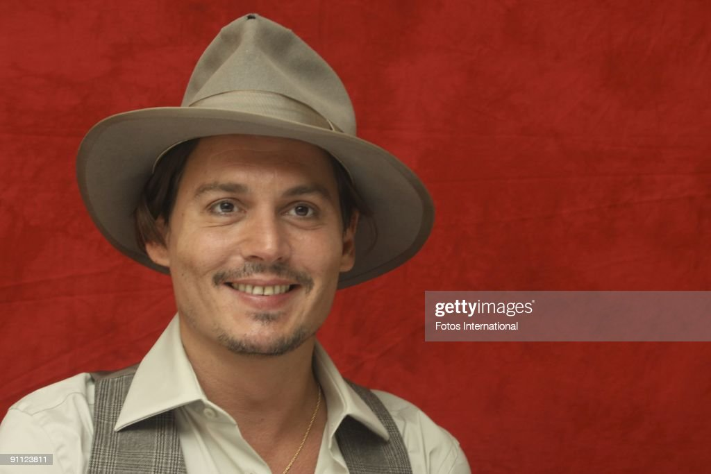 Johnny Depp at the Peninsula Hotel in Chicago, Ilinois on June 19, 2009. (Photo by Munawar Hosain/Fotos International/Getty Images) Reproduction by American tabloids is absolutely forbidden.