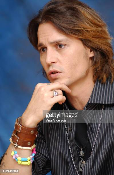 40 Secret Window Press Conference With Johnny Depp John Turturro And Maria Bello Photos And Premium High Res Pictures Getty Images