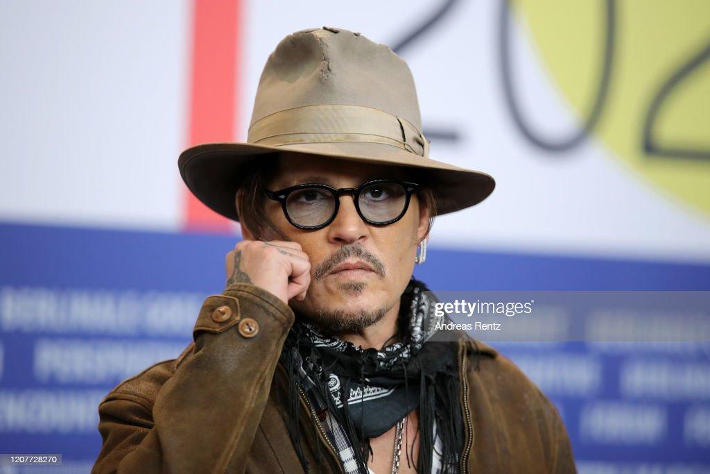 """Minamata"" Press Conference - 70th Berlinale International Film Festival : News Photo"