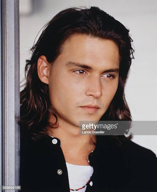 johnny depp 1993 stock photos and pictures getty images