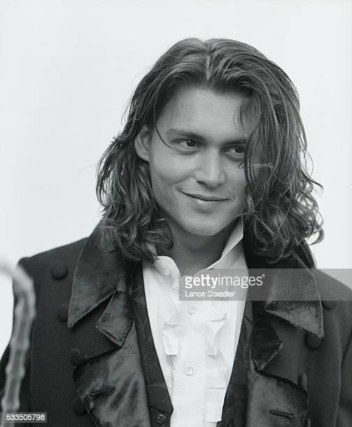 johnny depp 1993 photos et images de collection getty images