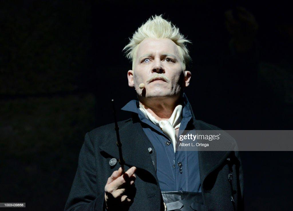 Comic-Con International 2018 - Warner Bros. Theatrical Panel : News Photo