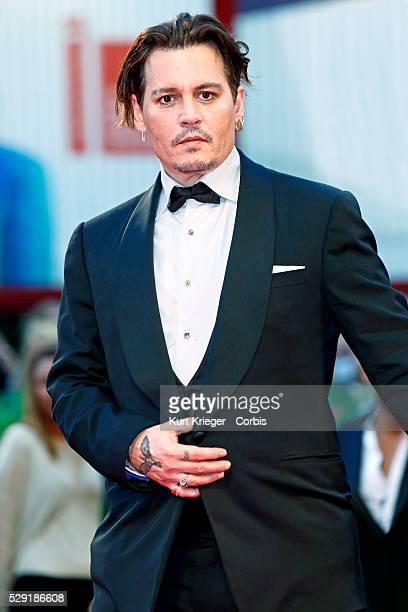 Johnny Depp The Danish Girl premiere 72nd Venice Film Festival Venice Italy September 5 2015 ��Kurt Krieger