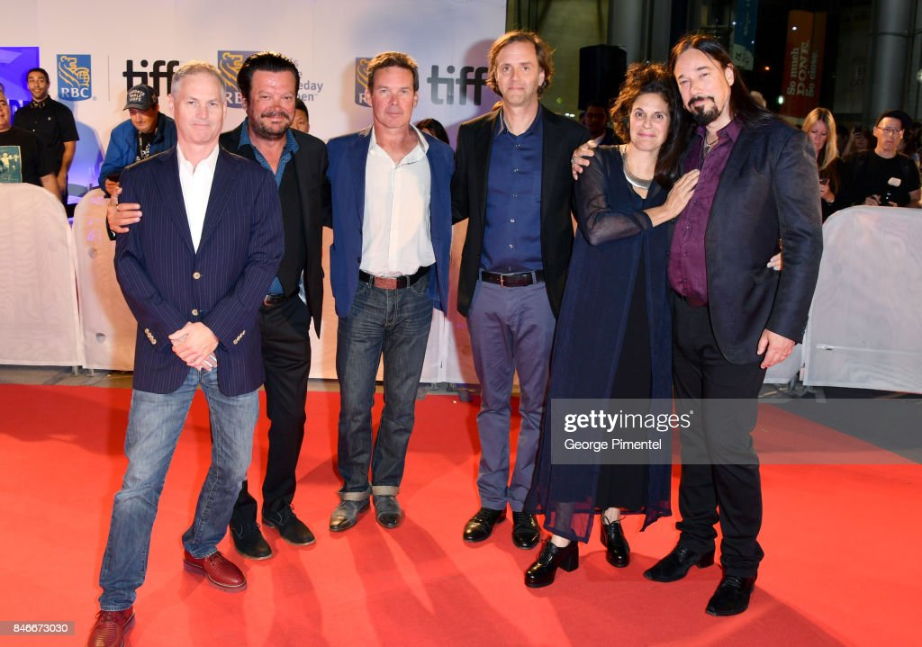 "2017 Toronto International Film Festival - ""Long Time Running"" Premiere - Red Carpet"
