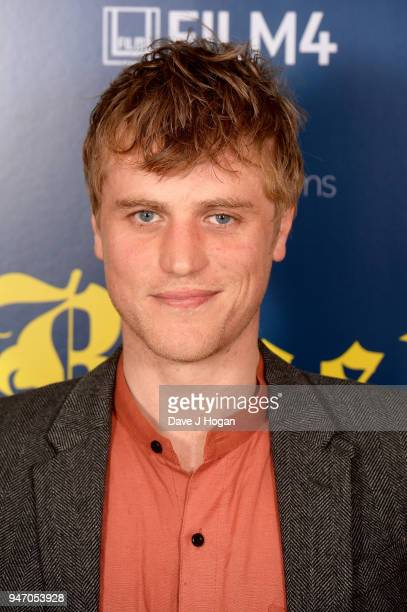 Johnny Flynn attends a special preview screening of 'Beast' at Ham Yard Hotel on April 16 2018 in London England