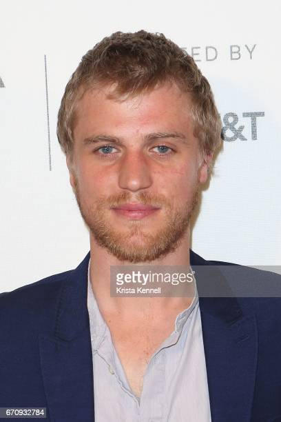 Johnny Flynn attends the 'Genius' Premiere during the 2017 Tribeca Film Festival at BMCC Tribeca PAC on April 20 2017 in New York City