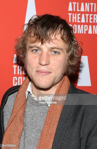Johnny Flynn attends the 'Hangmen' Opening Night After Party at the The Gallery at the Dream Downtown on February 5 2018 in New York City