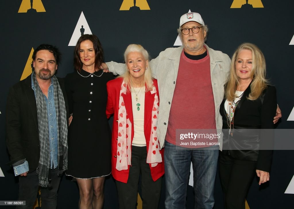 "AMPAS 30th Anniversary Screening Of ""National Lampoon's Christmas Vacation"" : News Photo"