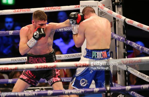 30 Top Chris Jenkins Boxer Pictures, Photos and Images