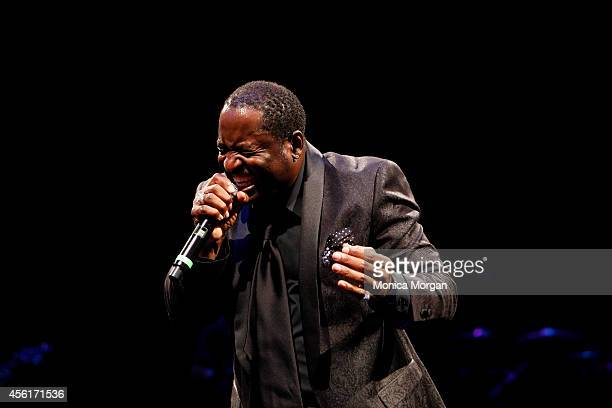 Johnny Gill attends the 2014 Congressional Black Caucus Michigan Delegation at Arena Stage on September 26 2014 in Washington DC