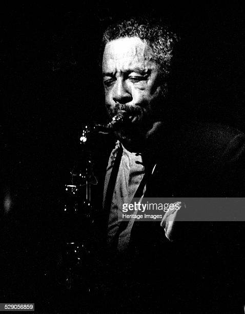 Johnny Griffin, American bop and hard bop tenor saxophonist, Ronnie Scott's, London. Image by Brian O'Connor.