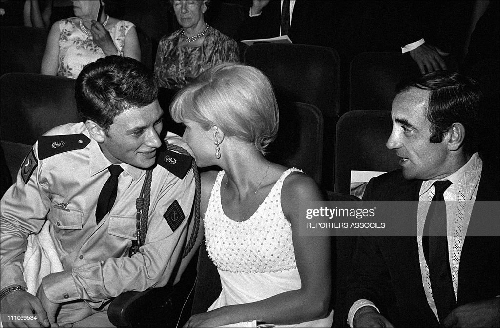 Johnny Hallyday in the sixties in France. : News Photo