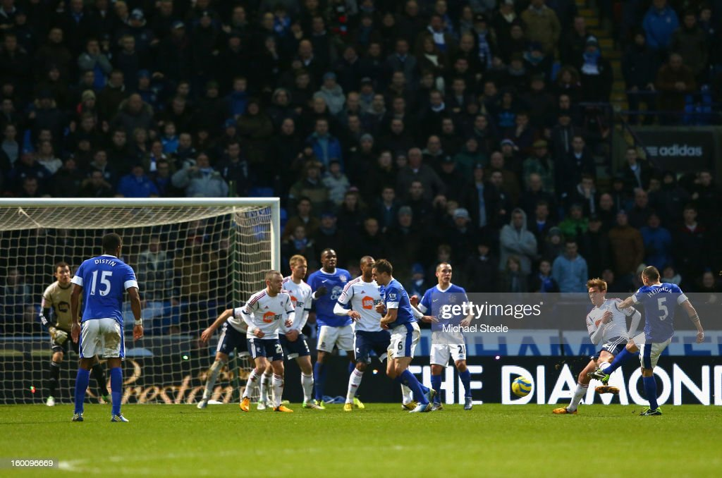 Bolton Wanderers v Everton - FA Cup Fourth Round