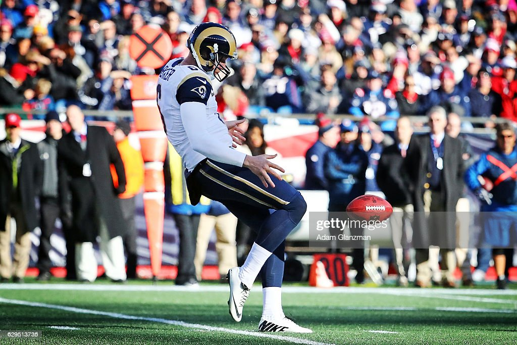 Los Angeles Rams v New England Patriots : Nachrichtenfoto