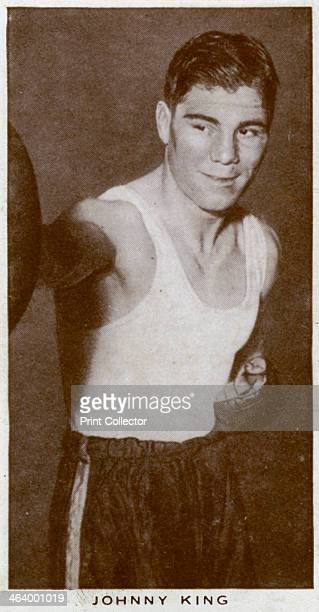 Johnny King British boxer 1938 Johnny King fought a remarkable 225 times at flyweight and later bantamweight winning 149 times with 49 losses and 14...
