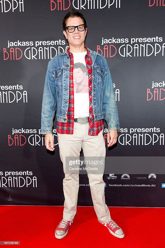 """Jackass Presents: Bad Grandpa"" Australian Special Event Screening"