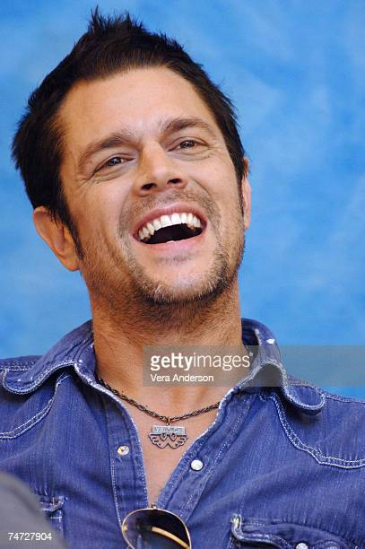 Johnny Knoxville at the The Drake Hotel in New York City New York