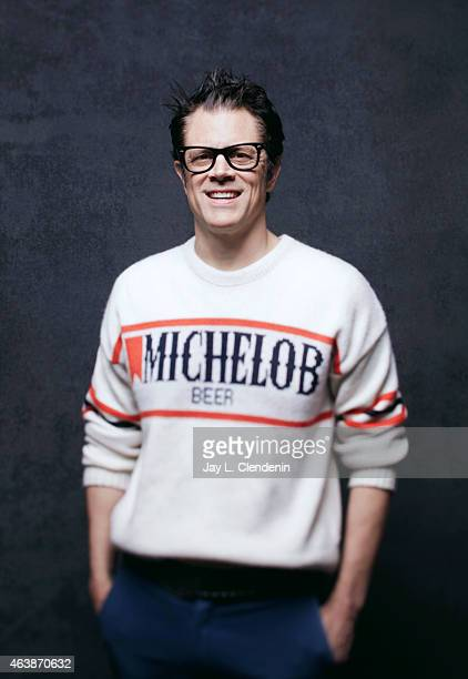 Johnny Knoxville is photographed for Los Angeles Times at the 2015 Sundance Film Festival on January 24 2015 in Park City Utah PUBLISHED IMAGE CREDIT...