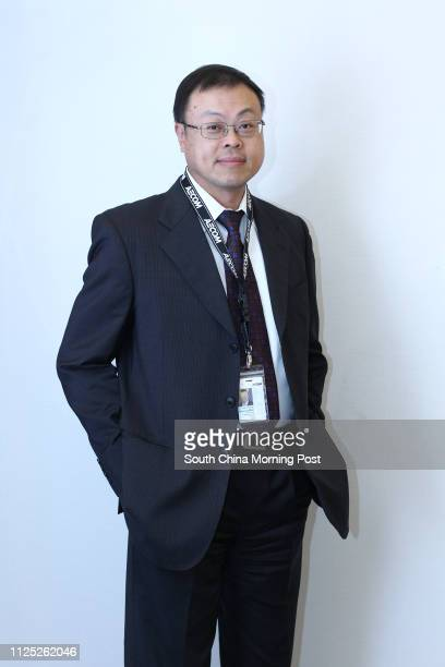 Johnny Lam Kinyuen Regional Managing Director Building Engineering of AECOM pictured at AECOM office in Sha Tin 02DEC11