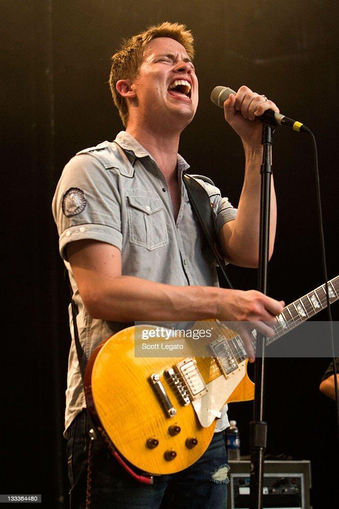 Johnny Lang performs on June 24, 2009 in Atlanta, Georgia.