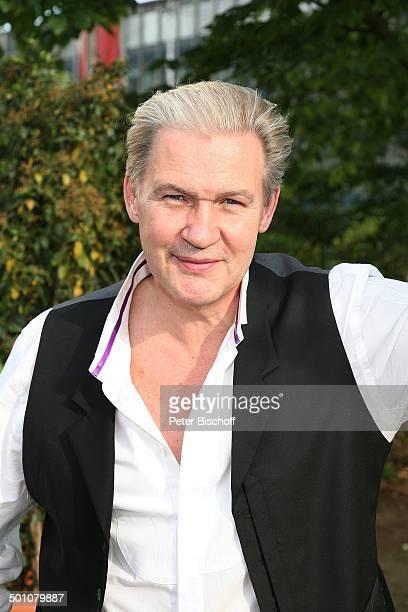 """Johnny Logan , Porträt, PK zum WDR-Konzertabend """"ESC Flair"""", Köln, Nordrhein-Westfalen, Deutschland, Europa, Portrait, Sänger, Promi FTP, BB; P.-Nr.:..."""