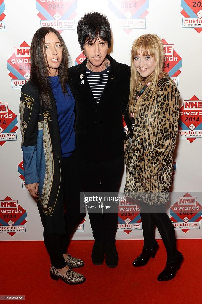 NME Awards - VIP Arrivals : News Photo