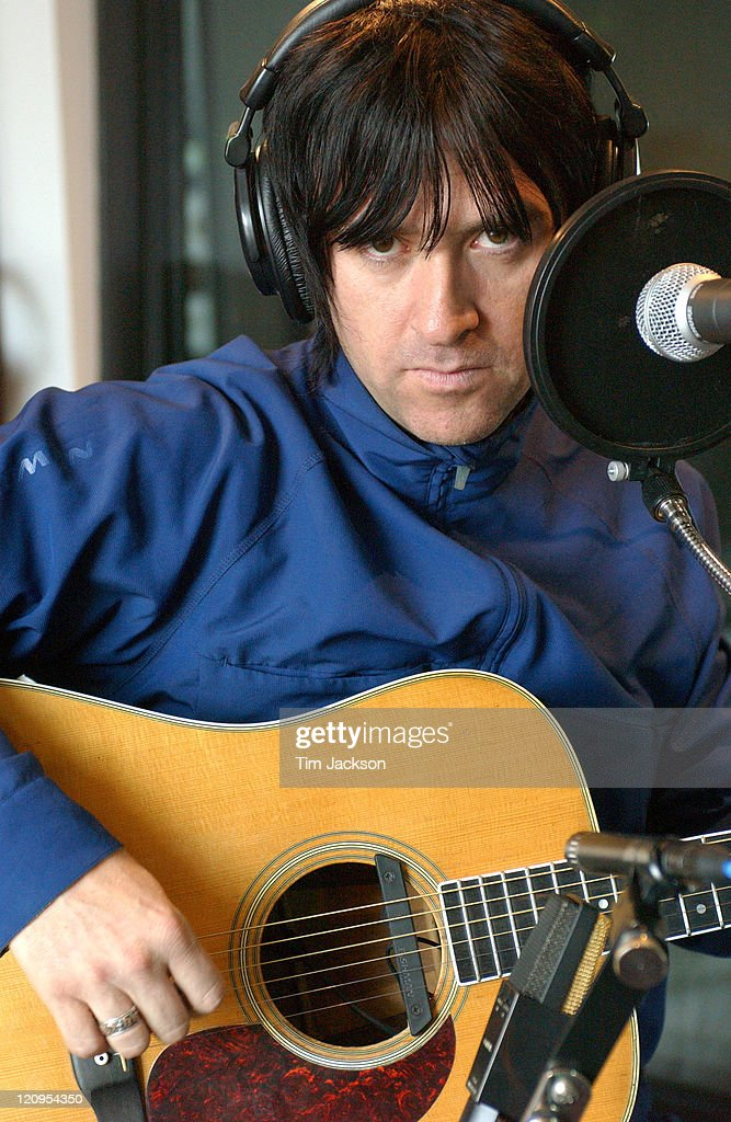 Johnny Marr performs Live on KBCO Radio