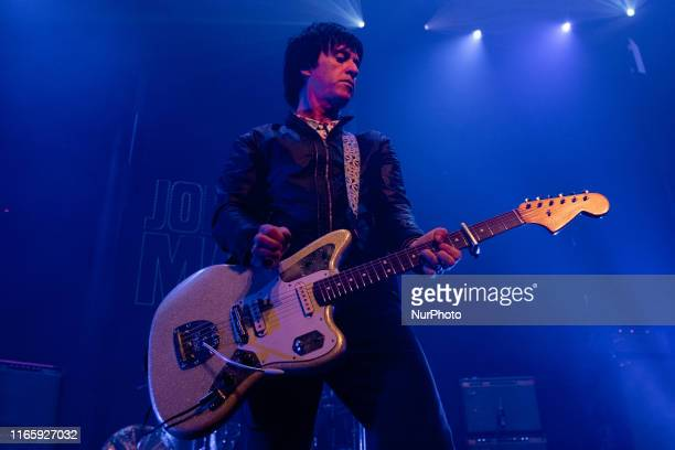 Johnny Marr performing Live at the Roundhouse part of The AIM Independent Music Awards hosted by the Association of Independent Music London UK 3...