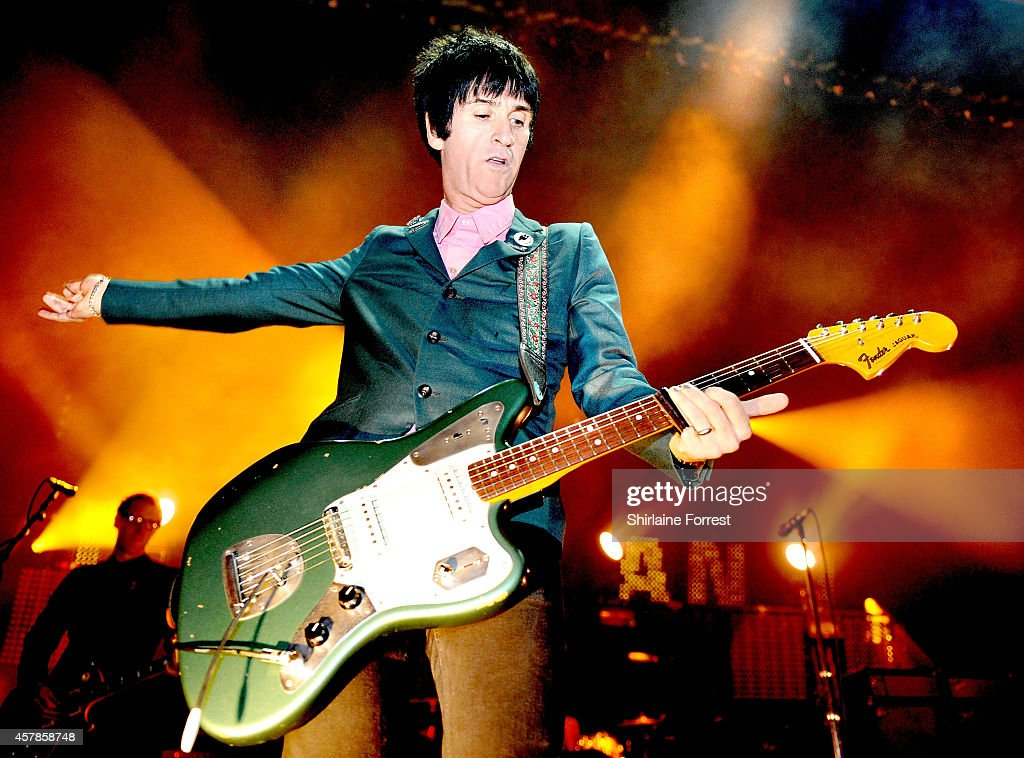 Johnny Marr Performs At The 02 Apollo, Manchester
