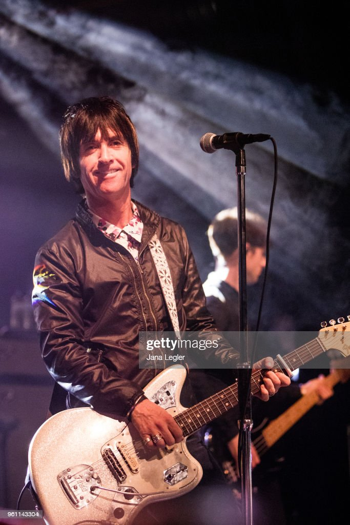 Johnny Marr Performs In Berlin