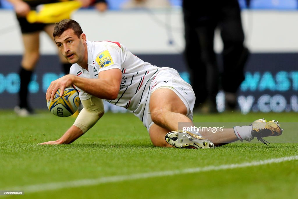 London Irish v Leicester Tigers - Aviva Premiership
