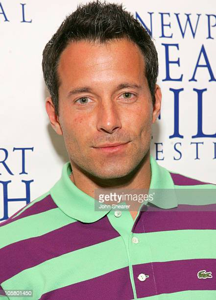 Johnny Messner during 2006 Newport Beach Film Festival 'One Last Thing' Screening at Lido Cinema in Newport Beach California United States